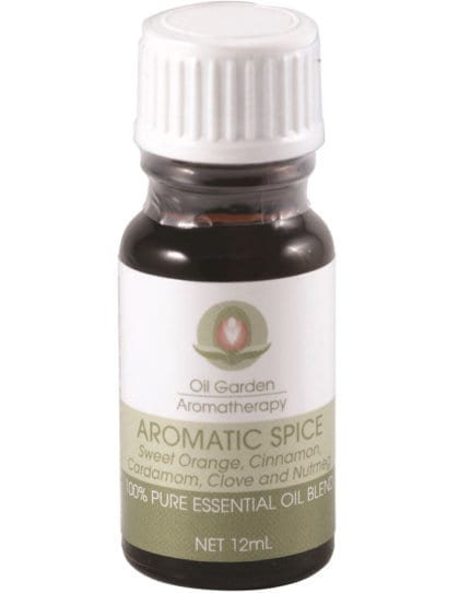 Oil Garden Blend Aromatic Spice Concentrate 12ml Aromatherapy Oil